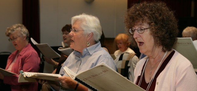 Festival Chorus Auditions photo1