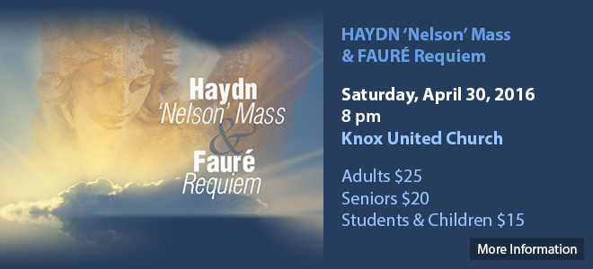 Haydn & Faure show image